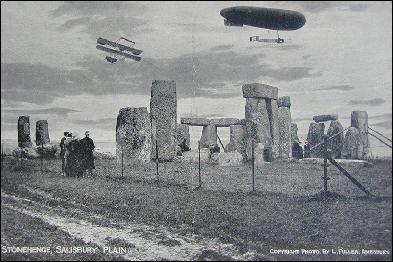 stonehenge essay