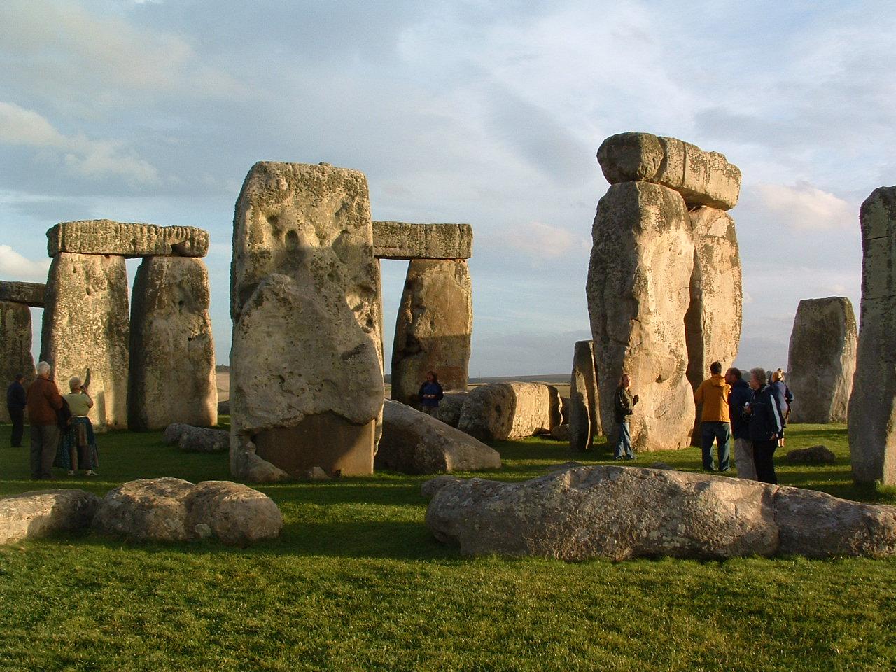 Inner Stonehenge Tour