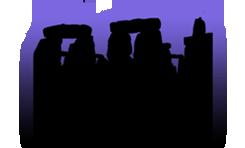 Stonehenge light box