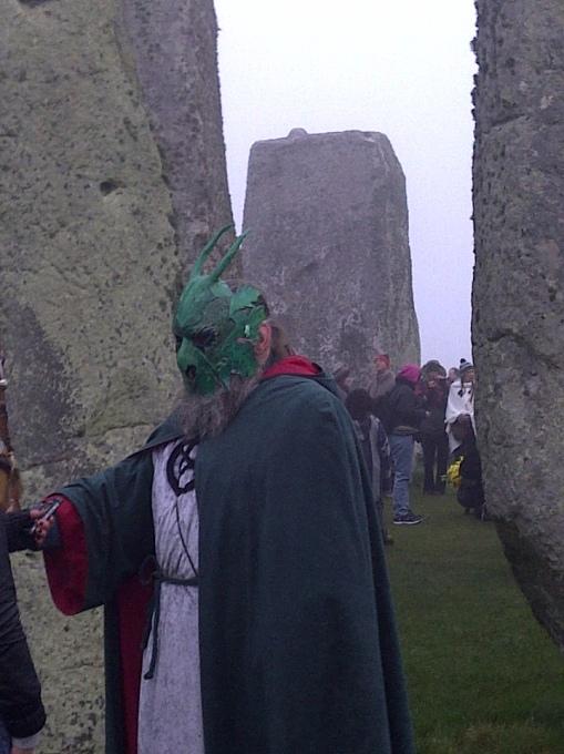 Stonehenge Spring Equinox 2011
