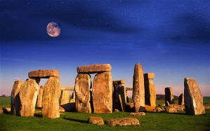 Some people believe Stonehenge should be lit at night