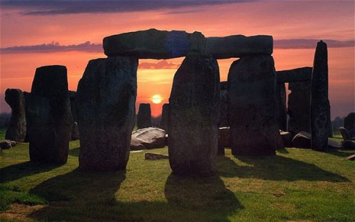 Stonehenge, UK: The Colarado base has spent around £50,000 building the Stonehenge-like structure