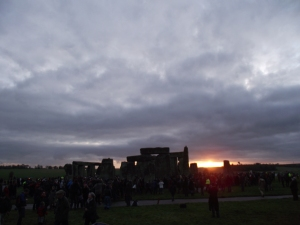 Stonehenge Winter Solstice Sunrise