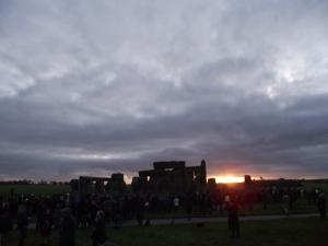 Stonehenge Winter Solstice Sunrise