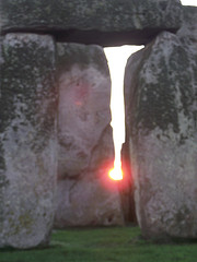 Stonehenge Winter Sunrise