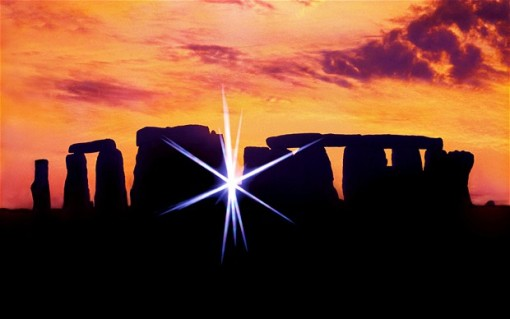 The widely accepted theory is that the arrangement of pillars at Stonehenge is related to the positioning of the Sun at the equinoxes Photo: ALAMY
