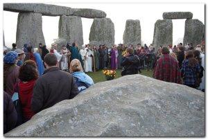 Stonehenge Equinox