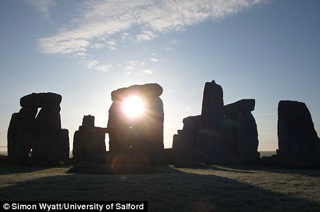 Mystery: The researchers found Stonehenge reacted to acoustic activity in a way that would have been noticeable to the Neolithic man suggesting it was built with acoustics in mind  Read more: http://www.dailymail.co.uk/sciencetech/article-2131519/Was-Stonehenge-designed-sound-Researchers-recreate-ancient-site-sounded-like-Neolithic-man.html#ixzz1sTueveN7