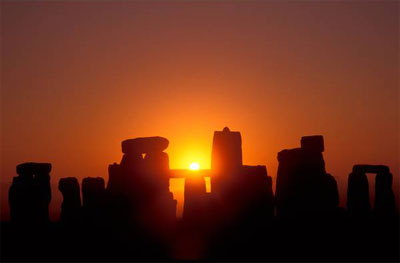 Stonehenge Summer Solstice 2012
