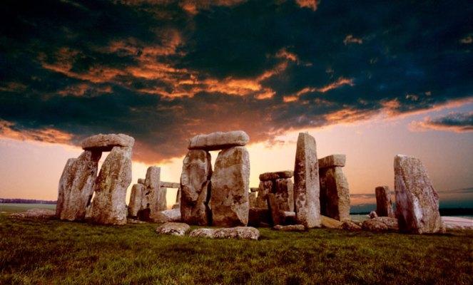 Stonehenge Art