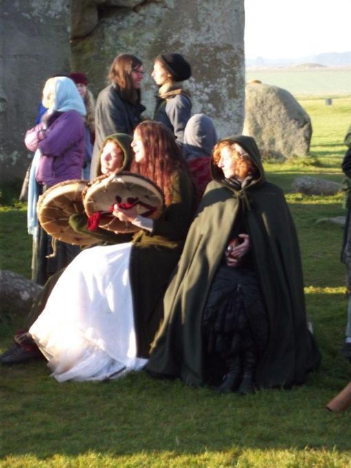 Stonehenge Autumn Equinox 2012