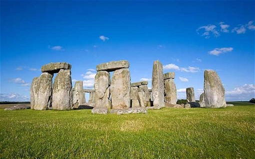 Be careful driving past Stonehenge. It's the landmark most likely to distract motorists. Photo: Alamy
