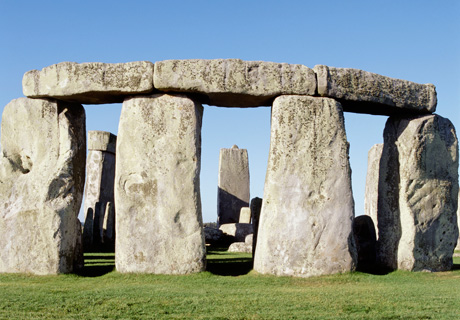 The view of Stonehenge as seen from the north east, a view now found to be most important to the creators.