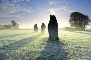 Avebury_Stone Circle, Wiltshire