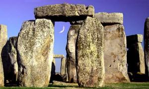 Theories of what Stonehenge was include a temple, observatory, calendar, a site for fairs or ritual feasting, or a centre for healing. Photograph: Eyebyte/Alamy