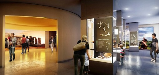 Ancient artefacts: A permanent exhibition will feature nearly 300 prehistoric objects