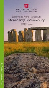 Stonehenge and Avebury Map