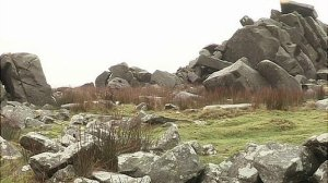 """Thousands of stones along the Carn Menyn ridge were tested and a high proportion were found to """"ring"""" when struck"""