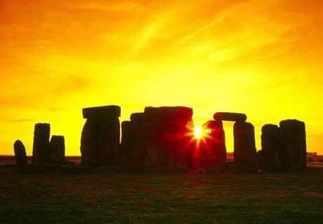 midsummer-sunset