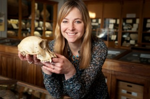 BBC Time Team and Coast presenter Professor Alice Roberts