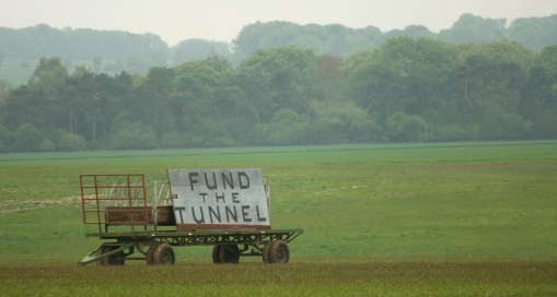 fund the tunnel