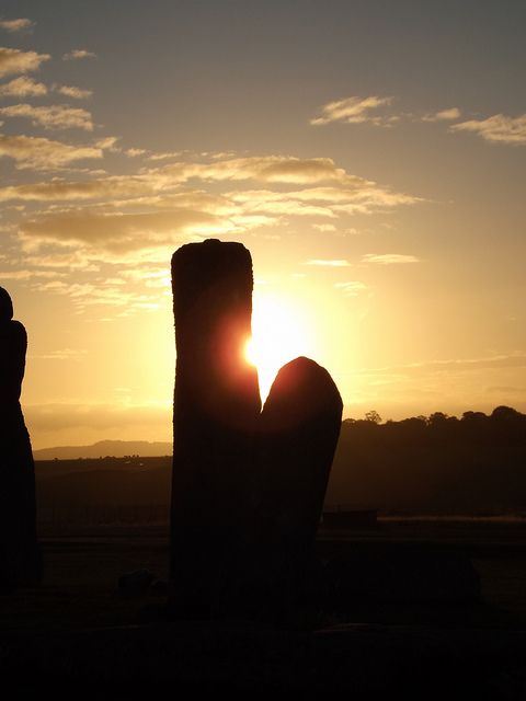 Eclipses have long been feared as bad omens, but the equinox is celebrated as a time of renewal