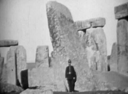 StonehengeCop