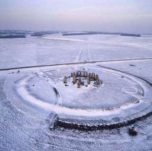 snow-henge