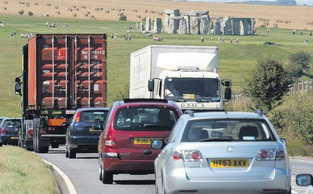 Film promoting Stonehenge tunnel released by public bodies