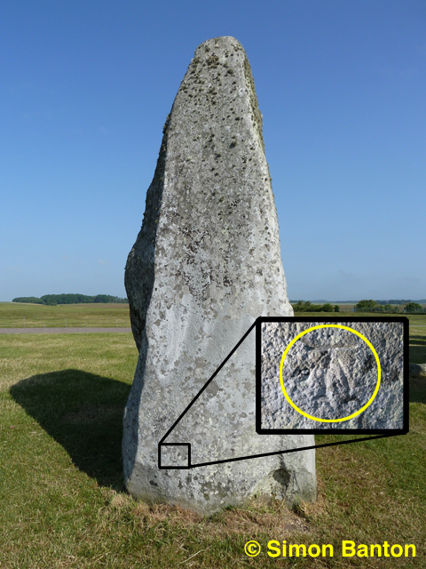 ordnance survey benchmarks at stonehenge