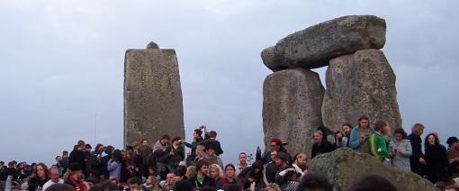 Stonehenge Summer Solsice