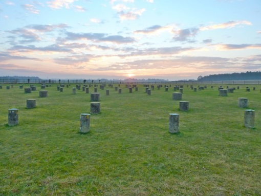 woodhenge-winter-solstice-sunset