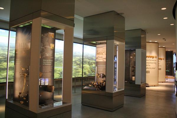 exhibition cases