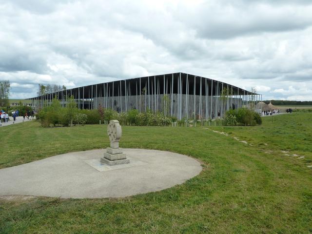 Stonehenge Visitors Car Park