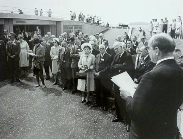 subway opening 1968