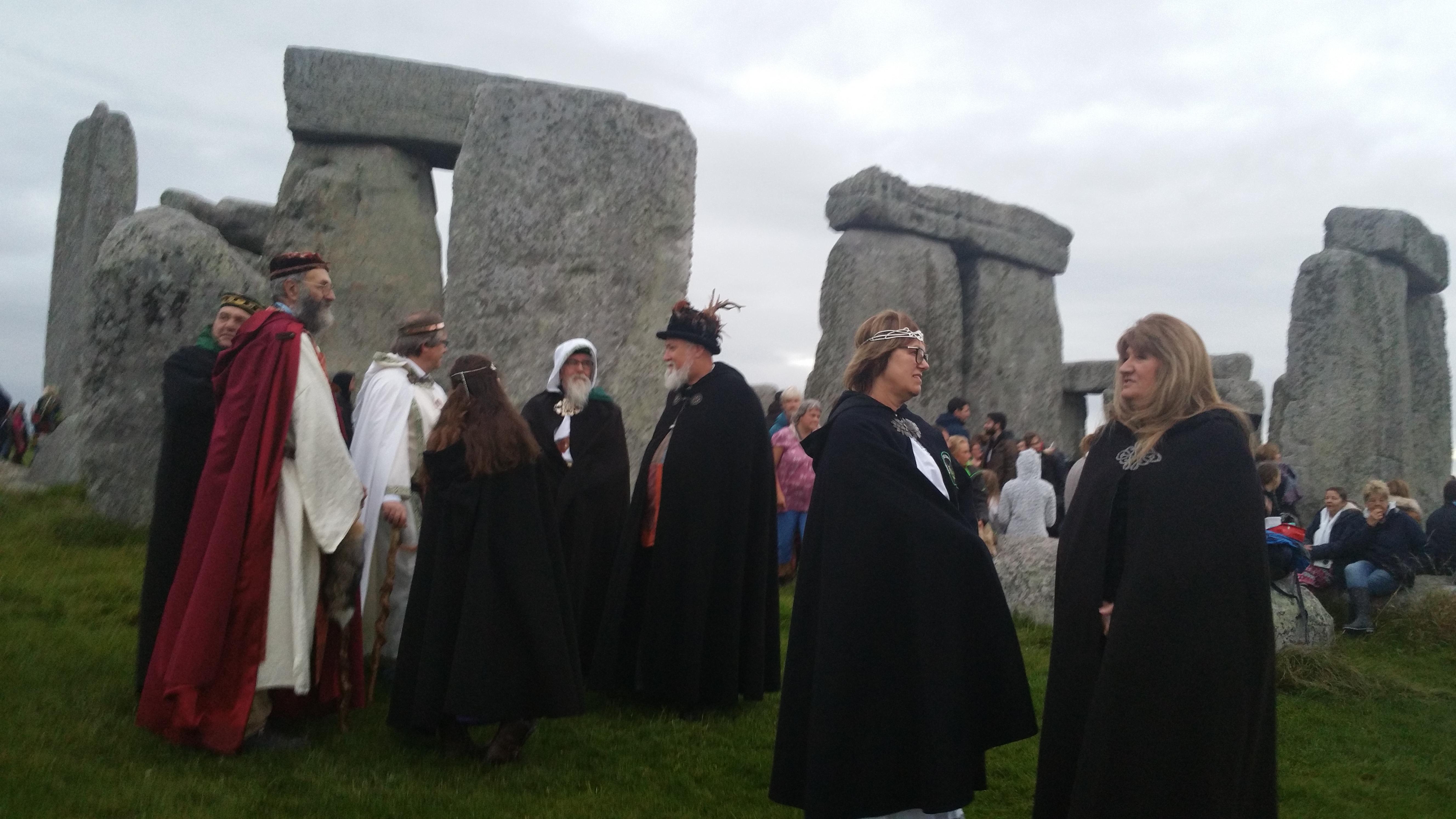 Pagan celebration   Stonehenge Stone Circle News and Information