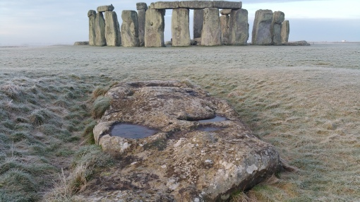 The builders of Stonehenge are thought to be the last of Britain's neolithic people