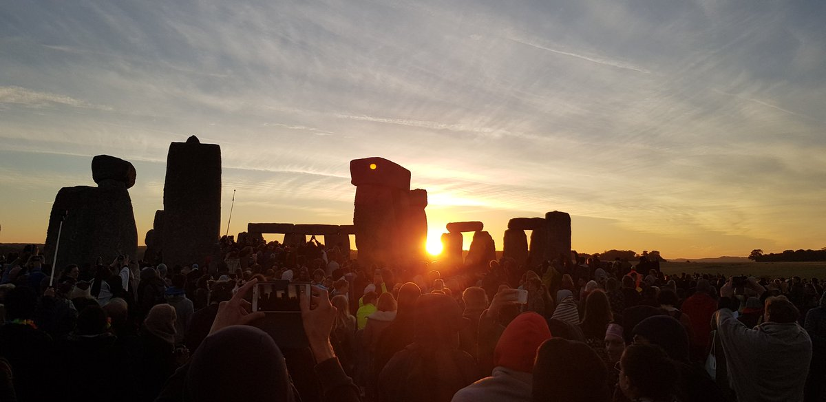 Summer solstice is the longest day of the year