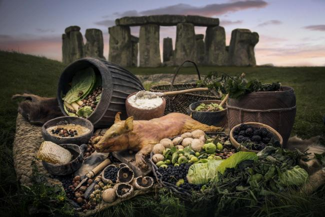 The Big Feast is coming to Stonehenge ©English Heritage