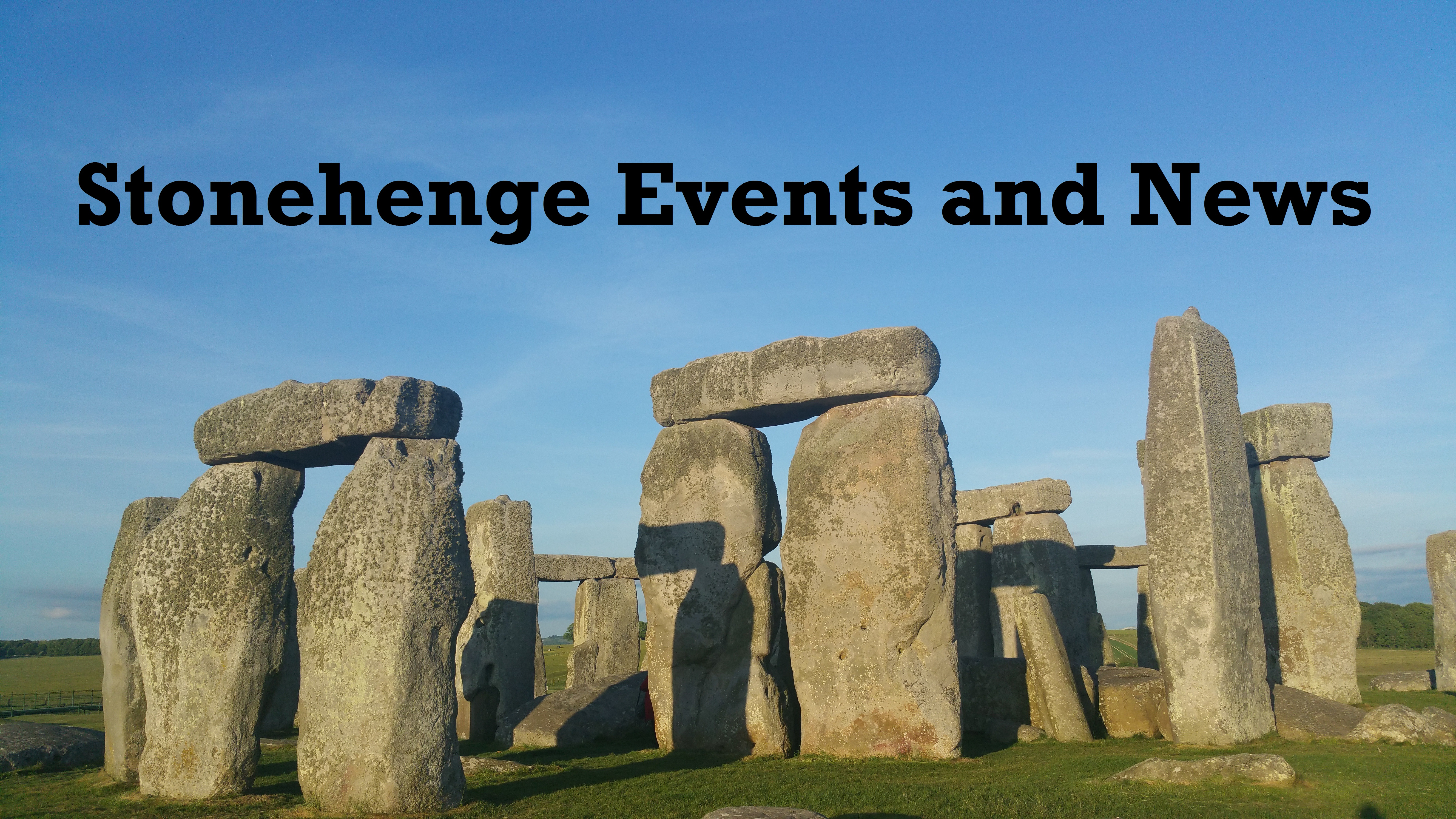 Stonehenge news