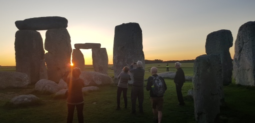 Stonehenge Sunrise Special Access Tour