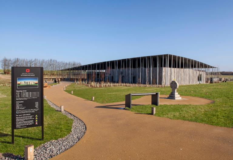 The Stonehenge Visitor Centre