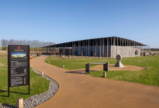 The Stonehenge Visitor Centre