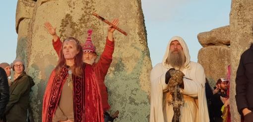Stonehenge Solstice Celebrations