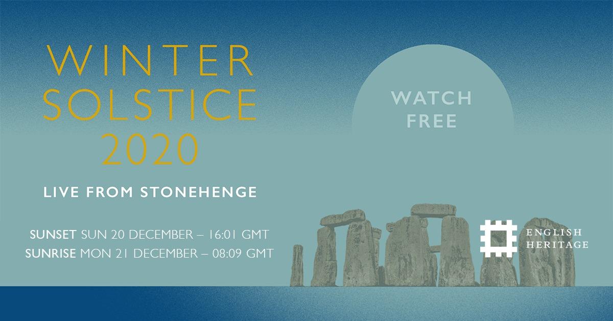 stonehenge winter solstice 2020  u2013 live stream